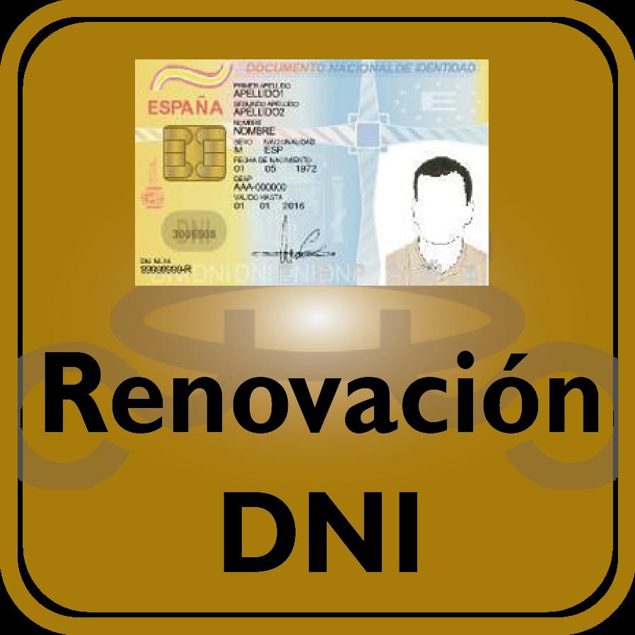 Renovaci n dni en cebreros el 20 02 17 ayuntamiento de for Oficinas renovacion dni